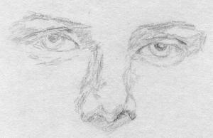 Eyes and nose study